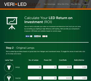 use our free roi calculator veriled